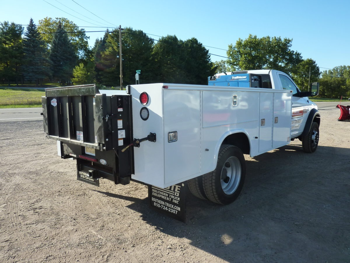 Service Bodies For Pickups : Service truck bodies utility ste equipment