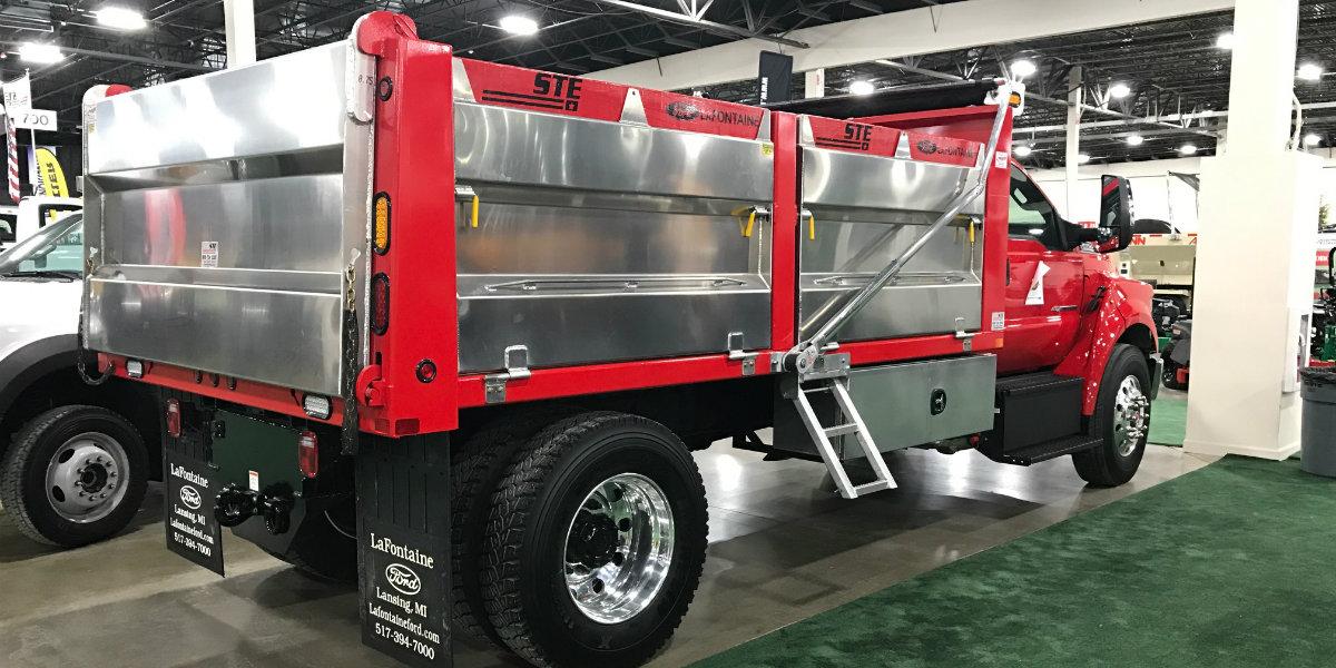 Picture of: Dump Truck Bodies For Work Trucks Ste Truck Equipment