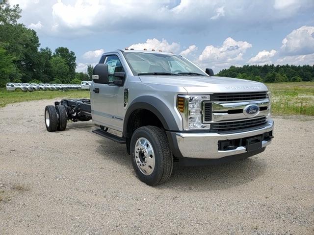 2019 FORD F550 Dump Truck, Box Truck - Straight Truck, Stake